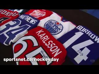NHL 2016/17 Hockey Day in Canada 18/02/2017