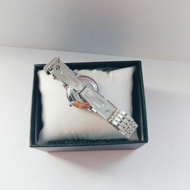 Водонепроницаемые женские часы фирмы LONGBO