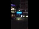 Berlin Polizeiwagen mit arabischer Musik Flüchtlinge tanzen im BachaBazi Stil