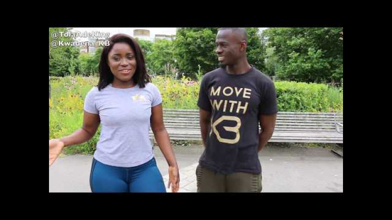 How to dance Azonto, Shoki (Afro dance tutorials and more) - TOLAADEKING X MOVE WITH KB