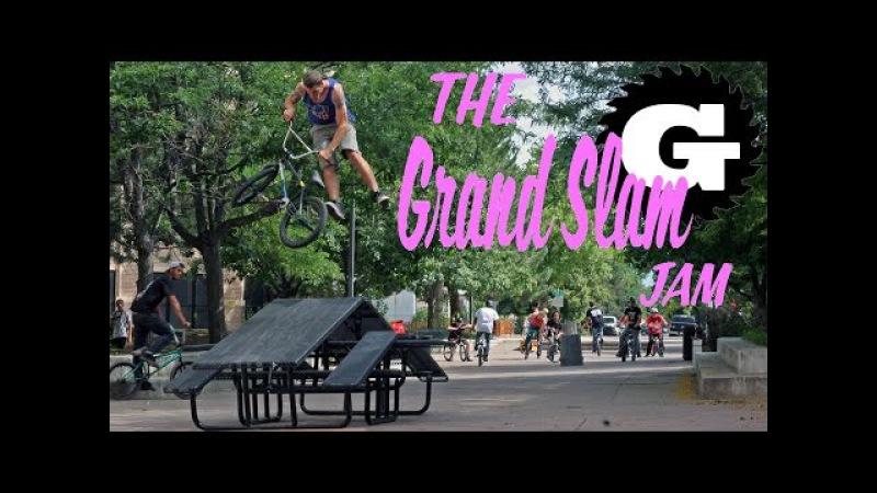 DENVER BMX - The Grand Slam Jam