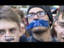 Украина запретила русский язык на тв