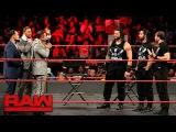 Roman Reigns wants an Intercontinental Title Match Raw, Nov. 20, 2017