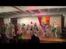 Детский танец с помпонами 8-10 лет