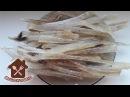 Полоски из рыбы остренькая закуска к пенному Strips of fish Готовим с Наташей Берет