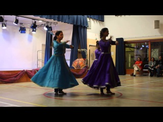 Kathak Dance Performance - SBDC Kathakathon 2014 - Rhydhun