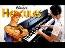 "Disney's HERCULES - ""Go the Distance"" (Piano Cover)"