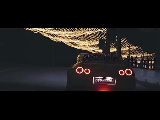 Nissan GTR Chill Night Drive