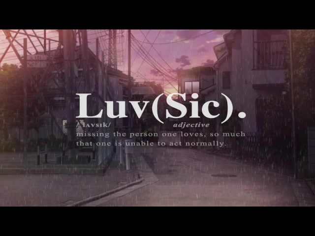 Luv sic. [lofi / jazzhop / chill mix]