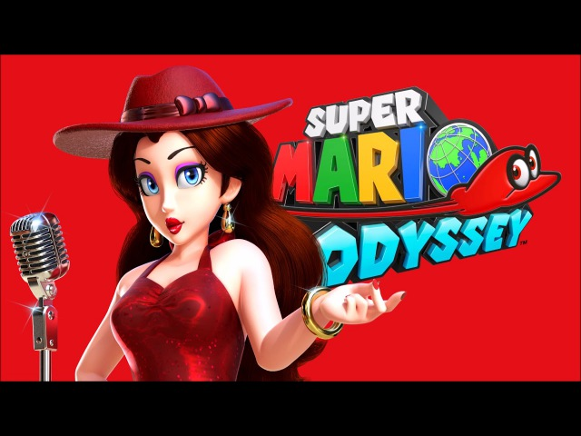 Jump Up, Super Star! (Full Ver. Official iTunes Release) Super Mario Odyssey Main Theme