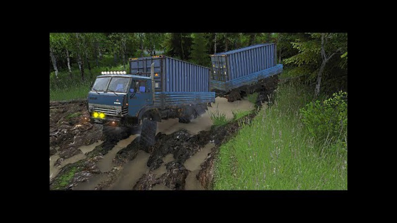 🔴SpinTires 📢 91