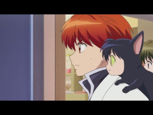 Риннэ: Меж двух миров 3 сезон / Kyoukai no Rinne TV-3 4 серия озвучка (Shoker)