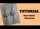 DIY TUTORIAL Orecchini Blossom per principianti