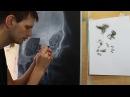 Видео урок Череп Anest IWATA