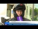 90-летняя баба Лена из Красноярска отправилась с байкерами в Германию