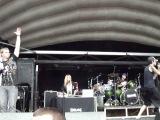 Deuce America Live Uproar Festival 9112 Saratoga