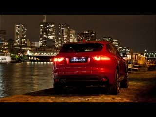 Stage Plus: Британцы сдулисьJaguar F-Pace R sport edition 3.0 compressor