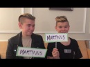 Marcus og Martinus | Hvem er mest ... ?
