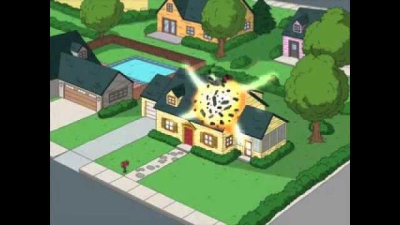 Гриффины прикол палестинский будильник Family Guy :D