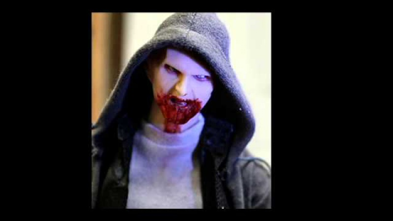 Skiman's Custom 1/6 Blade 2 Jared Nomak The Reaper Ver. 2