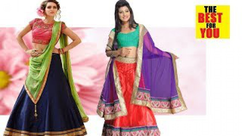 Latest Indian Dresses Collections Lehenga Choli in flipkart and amazon shopping online dresses