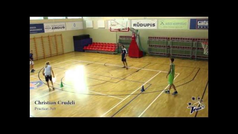 Christian Crudeli Practice 2x0, 3x0, 3x3, 4x0