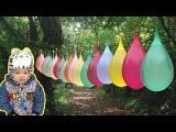 20 Face Balloons Compilation