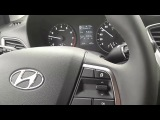 Hyundai Solaris 2017 круиз-контроль, ограничитель скорости и режим ECO.