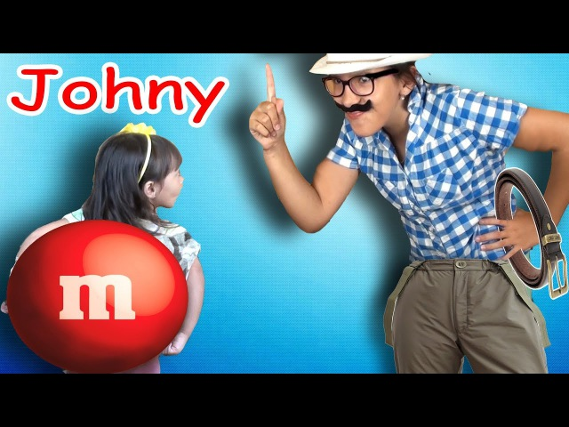 Сrying PAPA! Bad baby Steals Candy Learn Colors With Johny Johnny yes PAPA