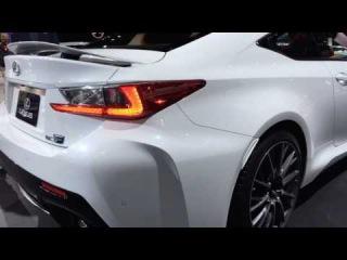 Новейшие тачки 2017: Автосалон Лос-Анджелес (Los Angeles Auto Show)