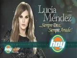 LUCIA MENDEZ SIEMPRE DIVA, SIEMPRE AMADA 5