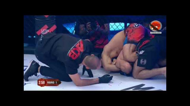 Валерий Хажироков vs.Руслан Абильтаров(коментария на русском)
