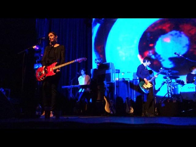 My Bloody Valentine - en concert -Paris Bataclan 2013