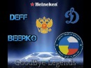 GoodBye Beerko and DeFF Legends.