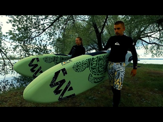 SUP SURF TRAINING | SHERSHNI X-CLUB