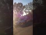 ДТП между мотоциклом и автомобилем в Бийском районе (Barnaul22)