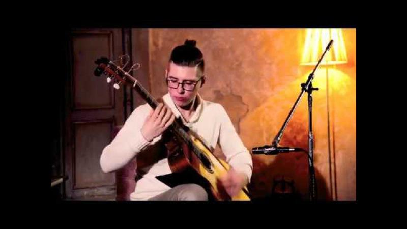 Нирвана в исполнении гитариста виртуоза Александра Мисько