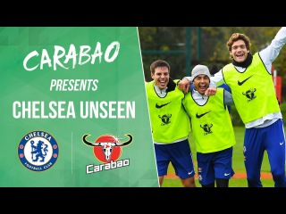 Incredible Goals & Head Tennis As The Team Prepares For West Brom   Chelsea Unseen
