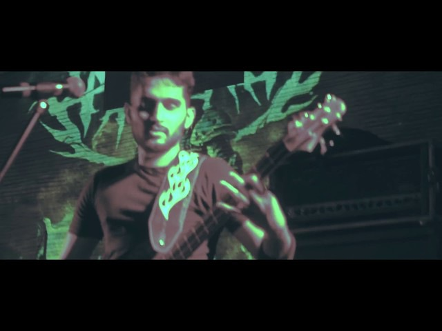 HALAHKUH (India) - Indignant OFFICIAL VIDEO (Death/Thrash Metal)