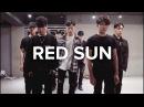 Red Sun - Hangzoo (ft. ZICO, Swings) / Jinwoo Yoon Choreography