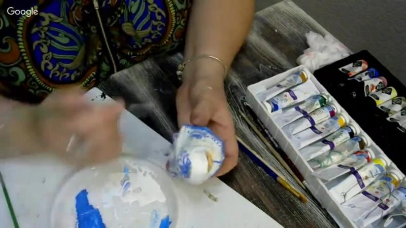 Елена Васько 14 июля Ватные игрушки. Рисуем всю игрушку(1)