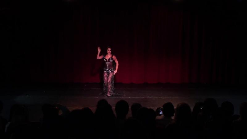 Alla Kushnir Esmaooni San Francisko event by Diana Disarono 2015
