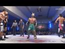 Ben K Shimizu Masato Yoshino Naruki Doi vs CIMA Dragon Kid Eita Yamamura Dragon Gate Farewell Jimmyz Gate Day 5