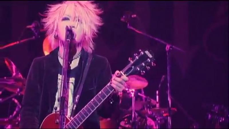 The Gazette STANDING LIVE TOUR 2006 NAMELESS LIBERTY SIX555 GUNS TOUR FINAL AT BUDOKAN (disc 2)