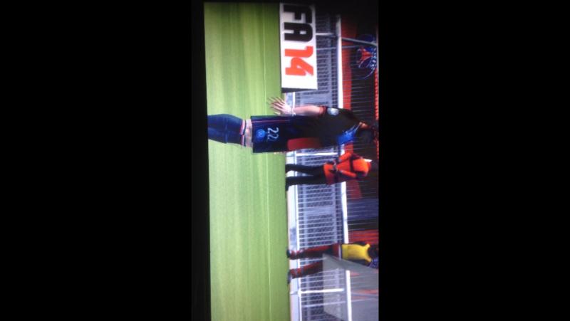 FIFA 14 Origin сезоны,Real Madrid - PSG
