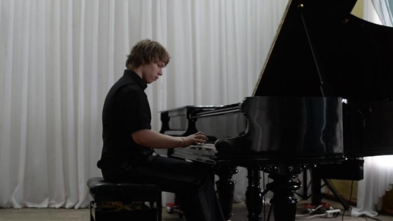 Фридерик Шопен. Этюд №8 op.10 F-dur