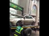 Ford Mondeo,эвакуация.