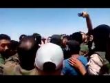 брат Аль-Хассан посетил подразделения САА на востоке  Саламия, чтобы дать старт новой операции провинция хама