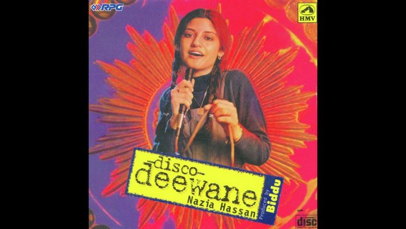Nazia Zoheb Hassan - Disco Deewane