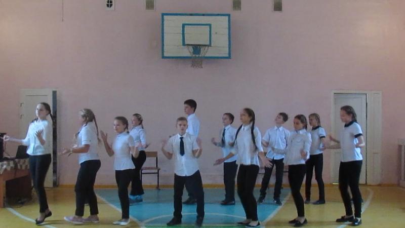 Танец 7Б на осенний бал 2017